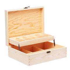 Kisten Truhen Grundmaterial Holz Mdf Pappmache Vbs Hobby