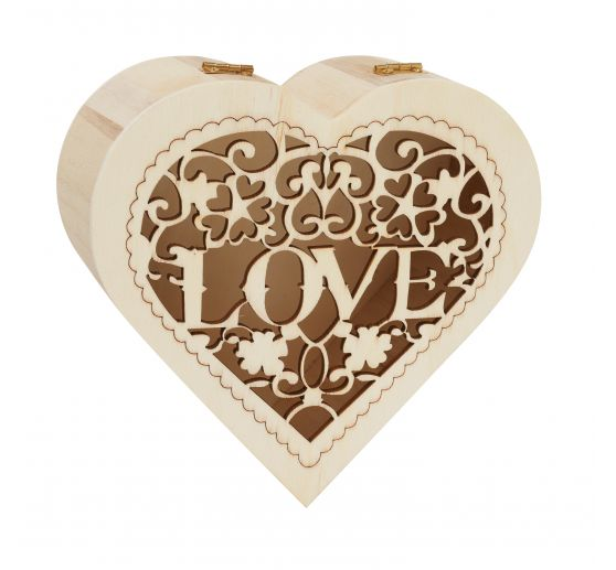 "VBS Schachtel ""Ornament Love"""