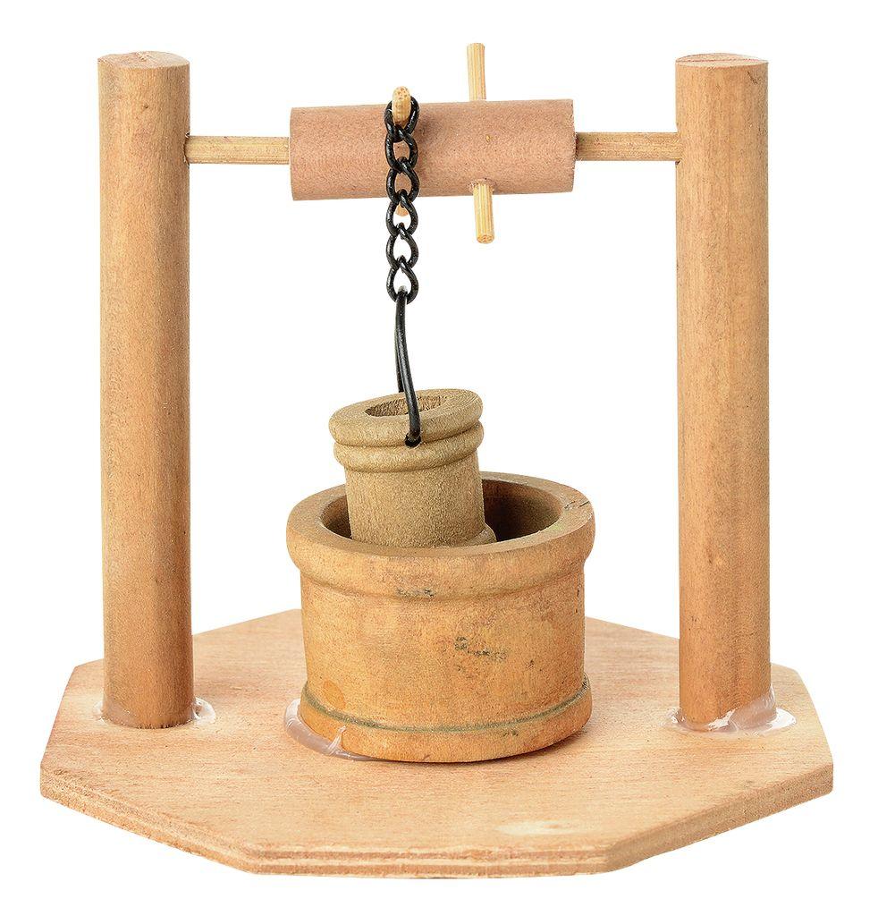 Brunnen für die Krippe