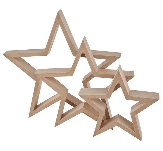 Vbs Holz Sterne Frame
