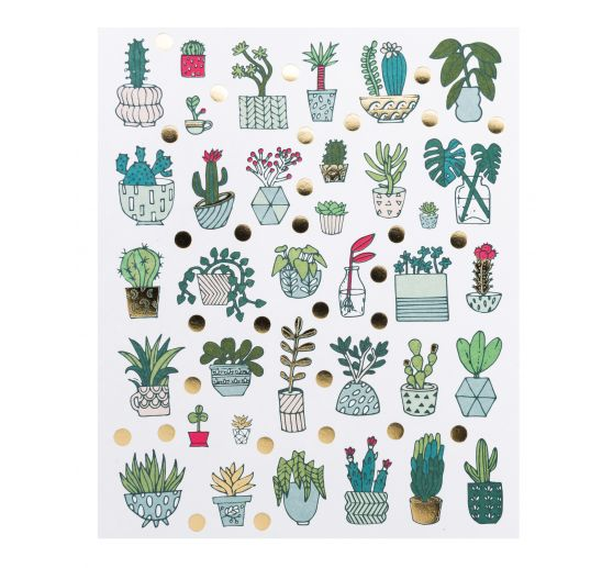 "Sticker ""Plants"""