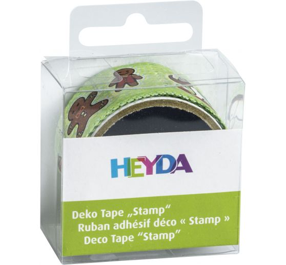 "Papier Tape ""Stamps"", Merry Xmas"