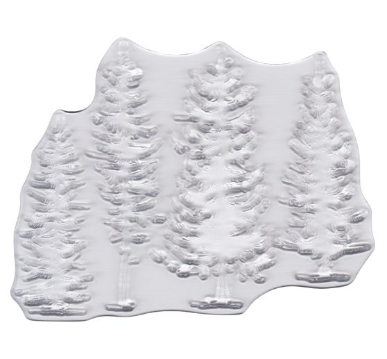 "Clear Stamps ""Pine trees"""