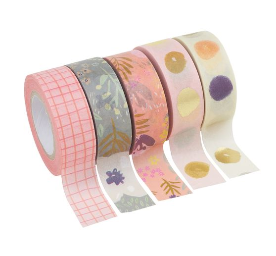 "Tape-Set ""Crafted Nature"""