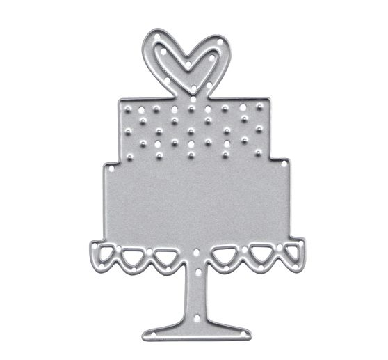 "Sizzix Thinlits Stanzschablone ""Celebration Cake Mini"""