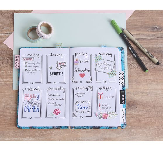 my PLANNER Sticker Labels