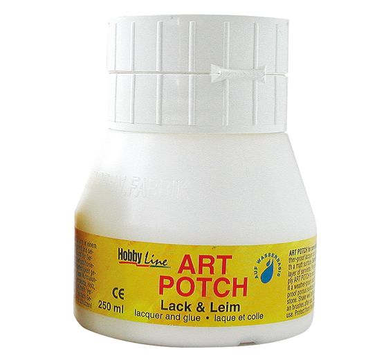 Serviettenlack Art Potch, matt, 250 ml