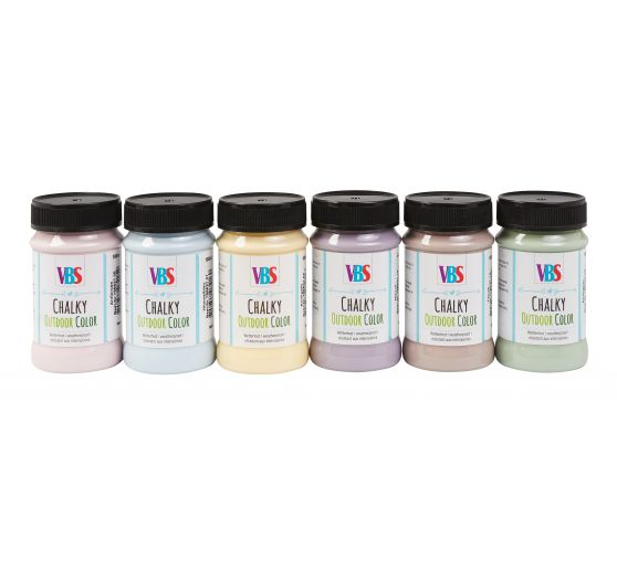 VBS Chalky Outdoor Color, Country