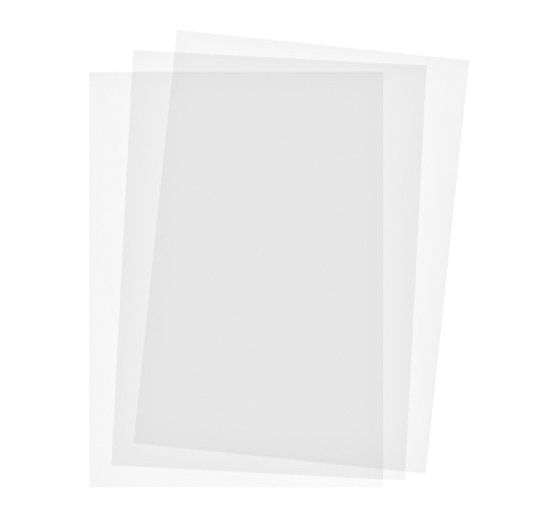 MUCKI Window Color stabile Folie, DIN A4, 3 Blatt