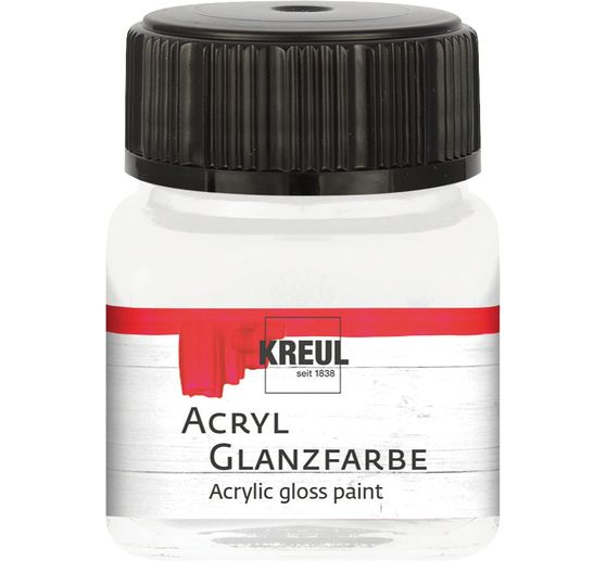 KREUL Acryl Glanzfarbe, 20 ml