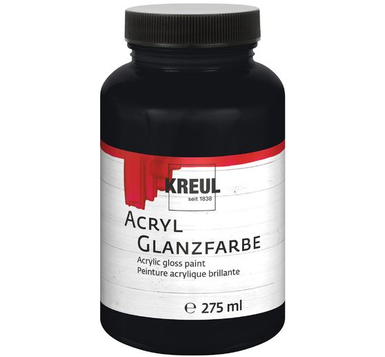 KREUL Acryl Glanzfarbe, 275 ml