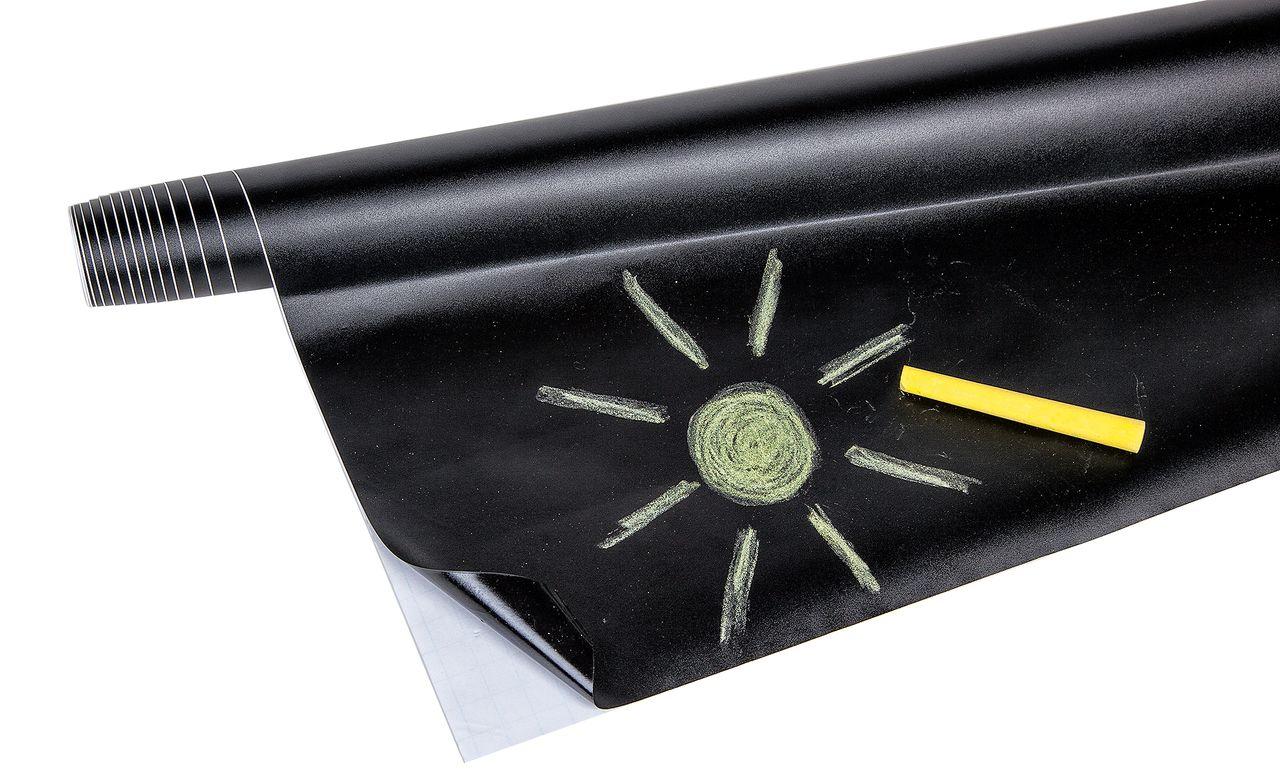 Kreidefolie zum Beschriften von Kisten und Schrankfächern