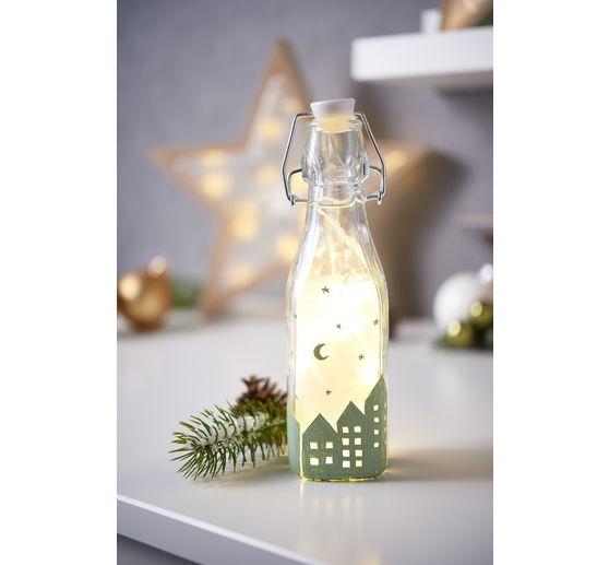 VBS Glasflaschen mit Bügelverschluß 2 Stück