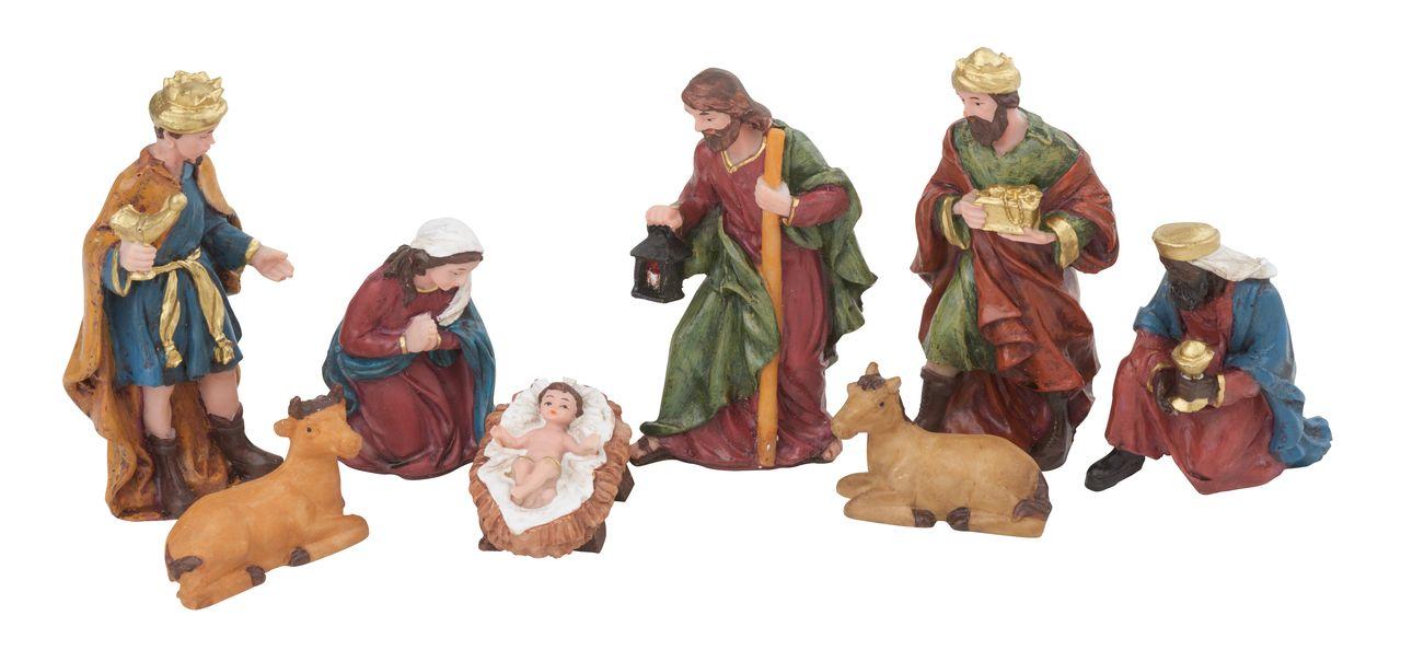 Krippenfiguren 'Hebron'