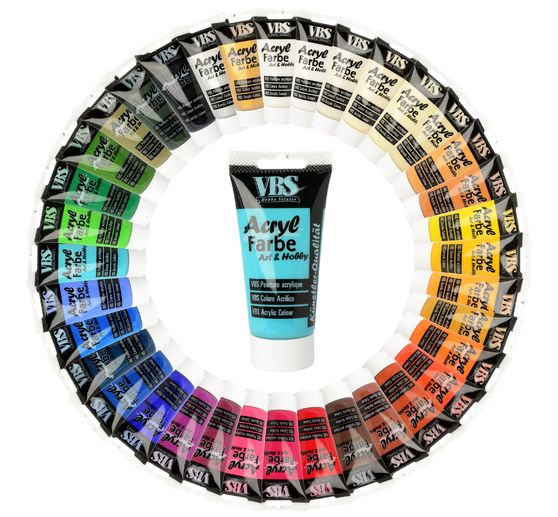 VBS Acrylfarbe, 75 ml