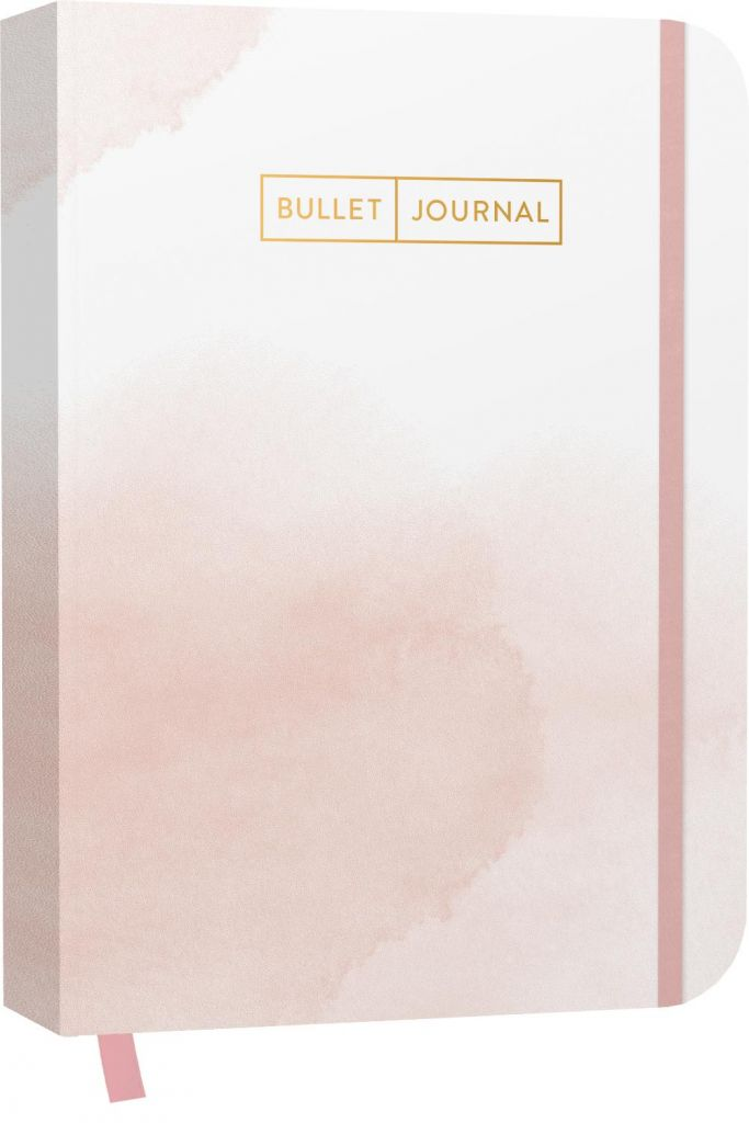 Bullet Journal ´´Watercolor Rose´´