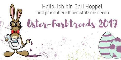 farbtrends ostern 2019